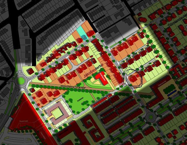 karte vom jakobsviertel k ln mathesenhofweg leben 2 0 im jakobsviertel widdersdorf. Black Bedroom Furniture Sets. Home Design Ideas